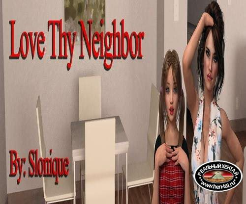 Love Thy Neighbor 2 [ v.0.4] (2018/PC/ENG)