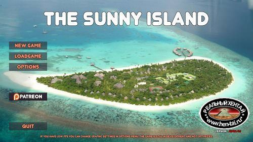 The Sunny Island [v0.1][2018/PC/ENG] Uncen