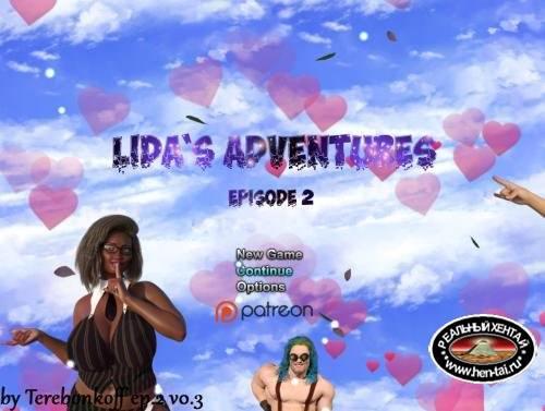 Lida`s Adventures [Episode 2 v.0.8.8 + Episode 1 v1.27 + Ren'PY Remake [v 1.4]]   (2017/PC/ENG)