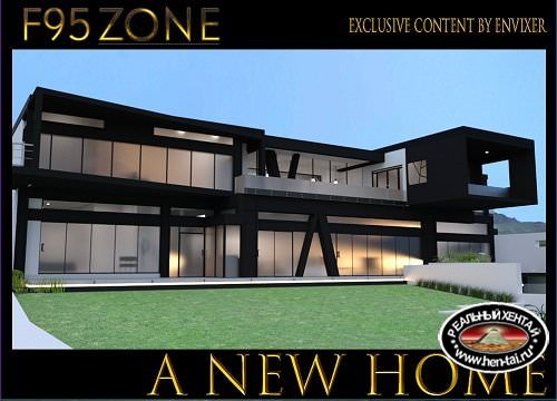 A New Home [v0.85] [2018/PC/ENG/RUS] Uncen