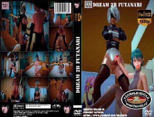 Мечта 2B футанари (персонаж 2B NieR: Automata)