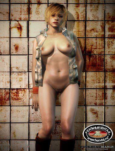 Хизер Мейсон ( Silent Hill 3) сборка
