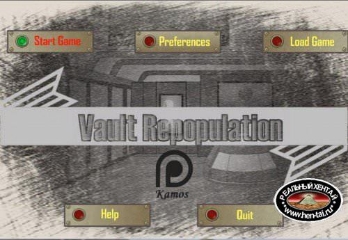 Vault Repopulation [v.2.0]   (2017/PC/ENG)