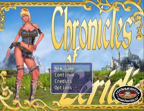Chronicles of Leridia [v.0.3.4] (2017/PC/ENG)