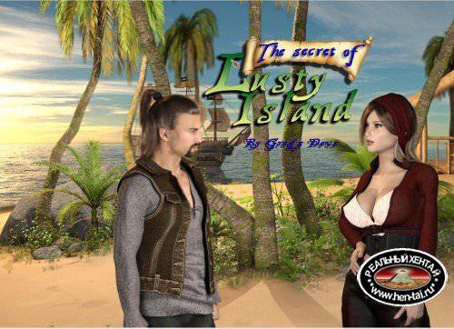 The secret of Lusty Island [v.0.1.5.2556] (2018/PC/ENG)