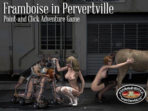 Framboise in Pervertville [2017/PC/ENG] Uncen