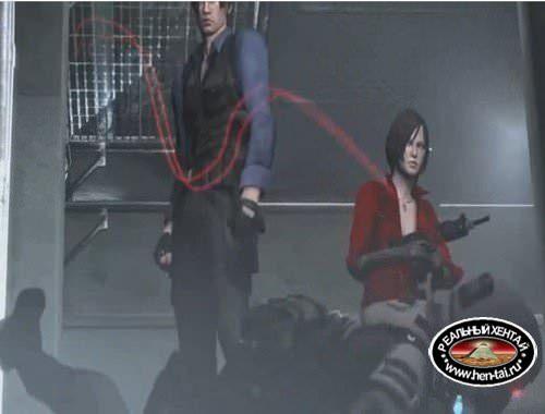 Resident Evil Sex Virus - 01
