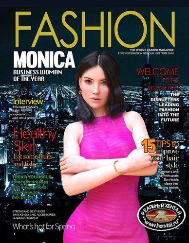 Fashion Business  [ Ep. 2 v.0.6] (2018/PC/RUS/ENG)