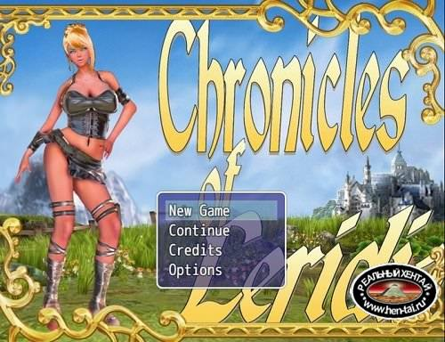 Chronicles of Leridia [v.0.3.2A] [2018/PC/ENG] Uncen