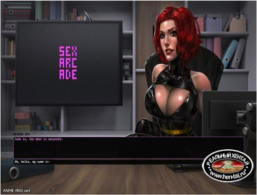 Sex-Arcade The Game [Ver.0.1.2] (2017/PC/ENG)