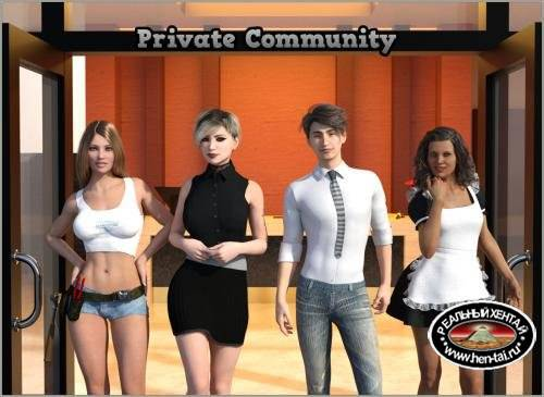 Private Community [v.0.1.5b] (2018/PC/ENG)
