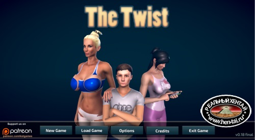 The Twist [v.0.36 Final - Not Cracked] (2018/PC/ENG)