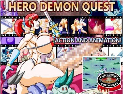 Hero Demon Quest (2014/PC/ENG)