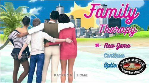 Family Therapy Remastered [v.0.2.0] + Walkthrough [2018/PC/ENG] Uncen