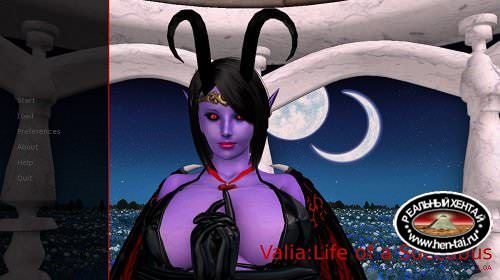 Valia: Life of a Suggubus [v.1.0][2018/PC/ENG] Uncen