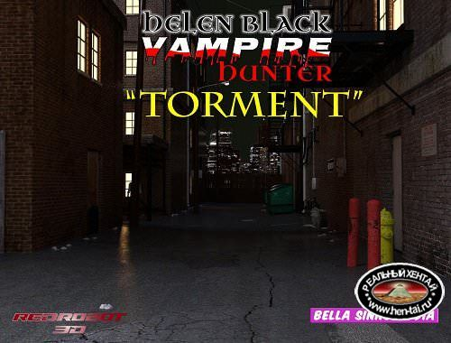 Helen Black Vampire Hunter - Torment.