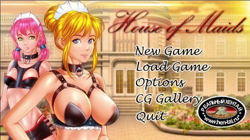 House of Maids [v.0.2.5][2018/PC/ENG] Uncen