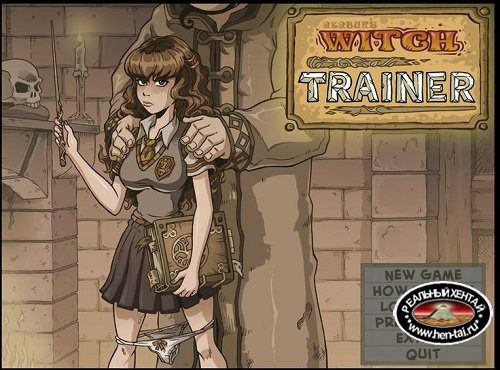 Witch Trainer - Silver Mod [v.1.36.2][2017/PC/ENG/RUS] Uncen