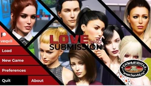 Love and Submission [v.0.08] (2018/PC/ENG)