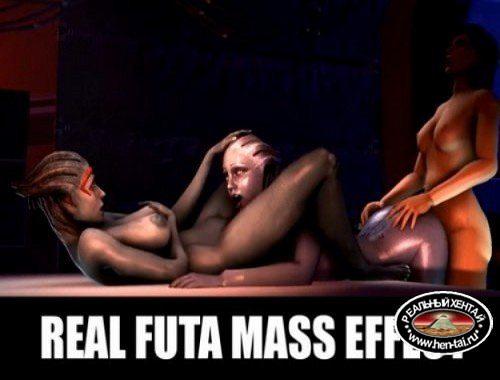 Real futa mass effect