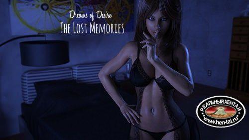 Dreams of Desire - The Lost Memories [Ch.1-3 ELITE + Extras] [2018/PC/RUS/ENG] Uncen