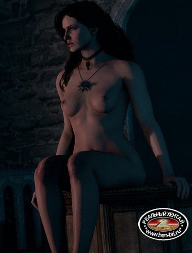 Witcher - The Whore Yennefer