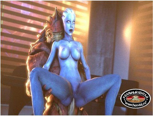 Liara and Crew.