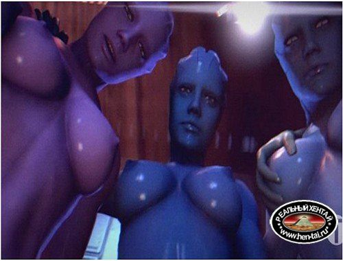 Mass effect futa stories