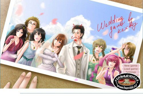 Wedding [v.1.02 Full][2017/PC/ENG/RUS] Uncen