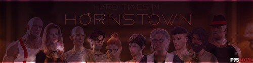 Hard Times in Hornstown  [v.4.63] (2018/PC/ENG)