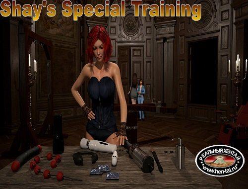 Shays Special Training.