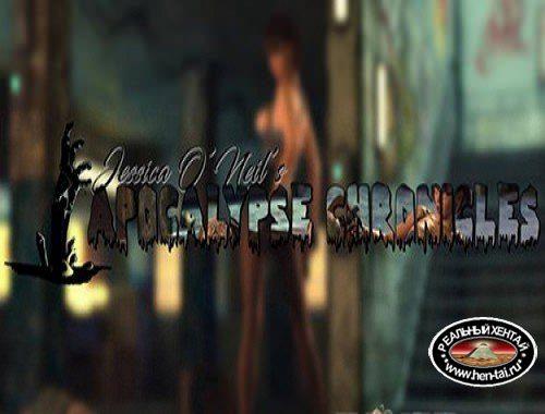 Jessica O'Neil's Apocalypse Chronicles (2018/PC/RUS/ENG)