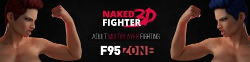 Naked Fighter 3D  [ v.0.04 Pro] (2018/PC/ENG)