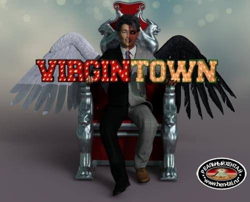 Virgin Town  [  COMPRESSED v.0.11b + WALKTHROUGH] (2018/PC/ENG)