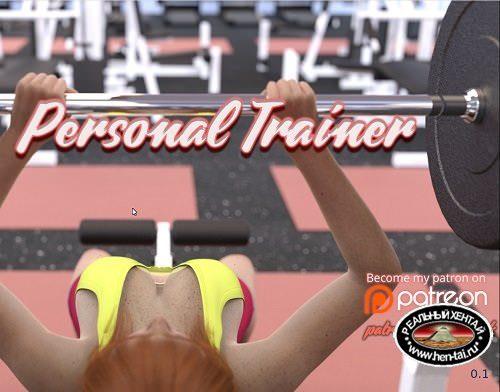 Персональный тренер / Personal Trainer [v.0.40] [2018/PC/ENG] Uncen