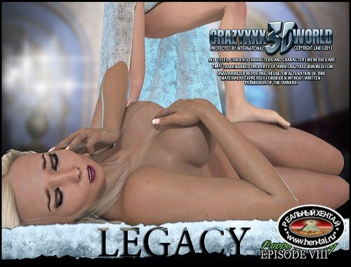 Legacy By Auditor Of Reality 8 - Puppet on a string.