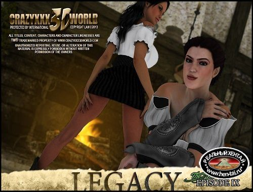Legacy By Auditor Of Reality 9 - The Inn.