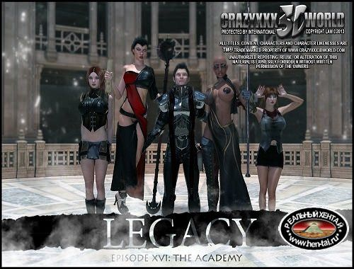 Legacy By Auditor Of Reality 16 - The Academy