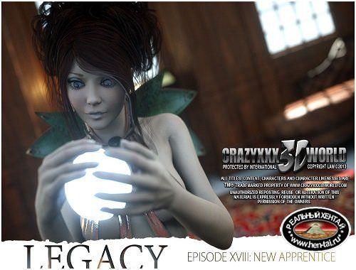 Legacy By Auditor Of Reality 18 - Nev Apprentice