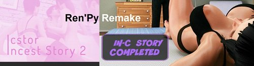 Incest Story 1-2 Unofficial Ren'py Remake + Walkthroughv [2017/PC/RUS/ENG] Uncen