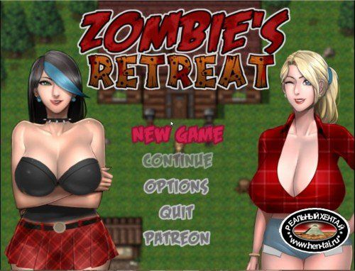Zombie's Retreat  [ v.0.7.3 Beta] (2018/PC/RUS/ENG)