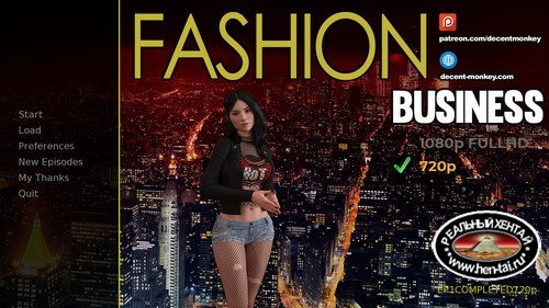 Fashion Business - Episode 2 [v.0.5] (2019/ENG/RUS/GER)