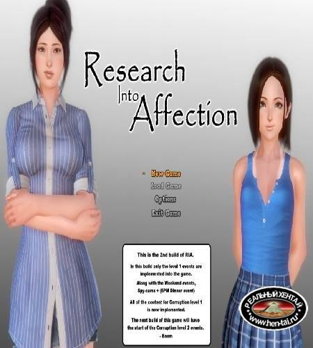 Research into Affection  [ v.0.0.25] (2018/PC/ENG)