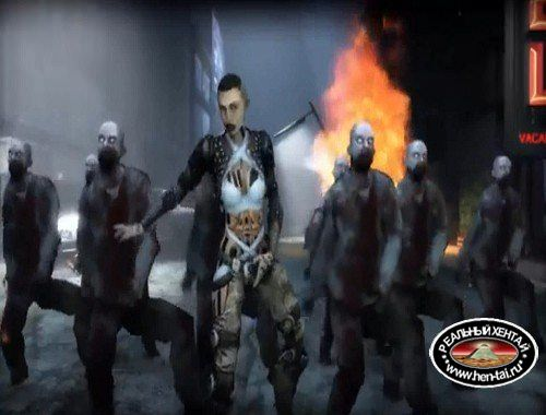Halloween Special Animation (Resident Evil)