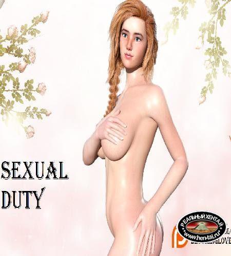 Sexual Duty  [ v.0.1 + Walkthrough] (2018/PC/ENG)