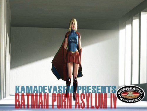 Batman Porn Asylum IV