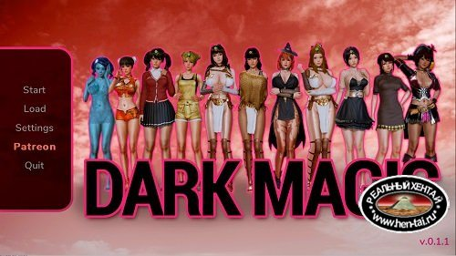 Dark Magic [v.0.13.6] [2018/PC/ENG/RUS] Uncen