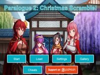 Paralogue 2: Christmas Scramble! (онлайн игра)