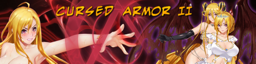 Cursed Armor II  [  v.0.90Cracked + Unlocked Patreon content ] (2019/PC/ENG)