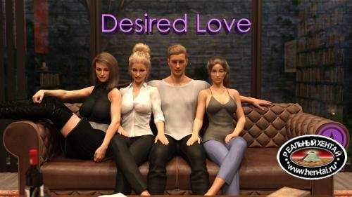 Desired Love  [ v.0.03.4] (2019/PC/ENG)